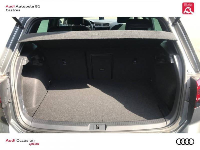Volkswagen Golf VII Golf Hybride Rechargeable 1.4 TSI 204 DSG6 GTE 5p Gris occasion à Castres - photo n°11