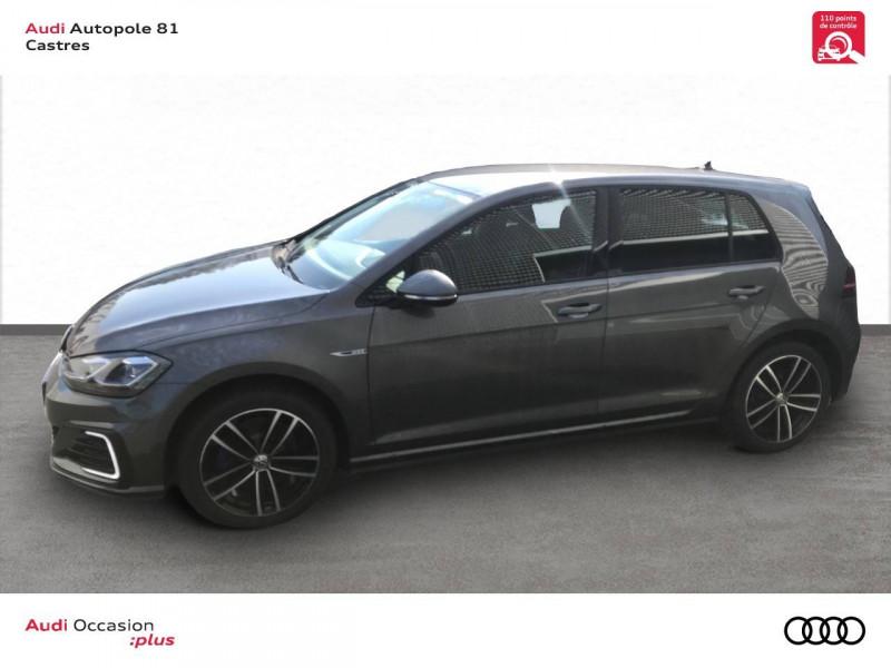 Volkswagen Golf VII Golf Hybride Rechargeable 1.4 TSI 204 DSG6 GTE 5p Gris occasion à Castres