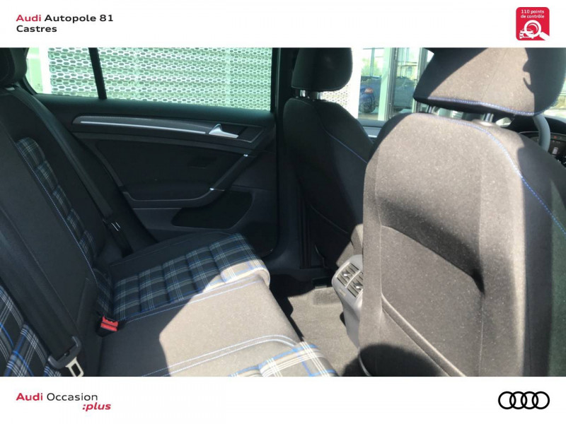 Volkswagen Golf VII Golf Hybride Rechargeable 1.4 TSI 204 DSG6 GTE 5p Gris occasion à Castres - photo n°8