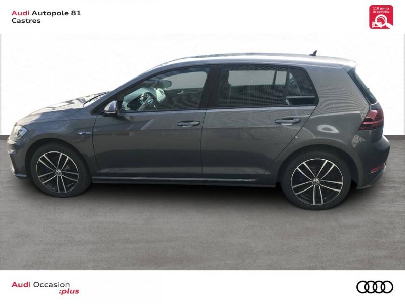 Volkswagen Golf VII Golf Hybride Rechargeable 1.4 TSI 204 DSG6 GTE 5p Gris occasion à Castres - photo n°3