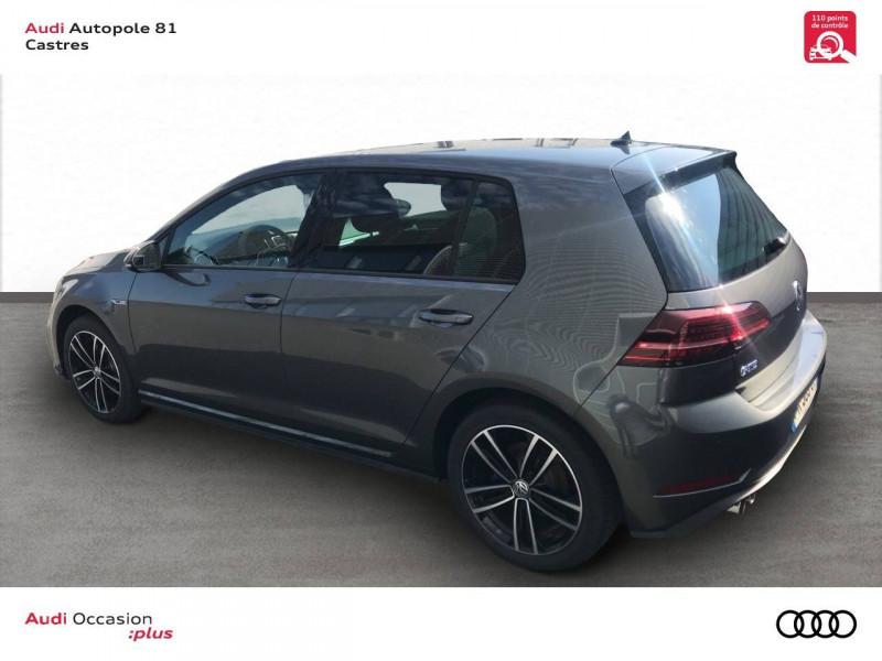 Volkswagen Golf VII Golf Hybride Rechargeable 1.4 TSI 204 DSG6 GTE 5p Gris occasion à Castres - photo n°2