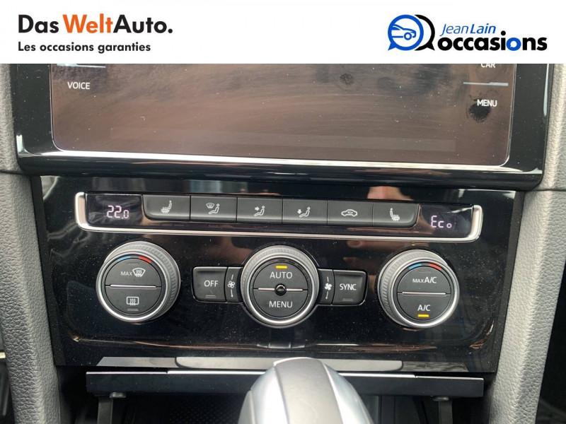 Volkswagen Golf VII Golf Hybride Rechargeable 1.4 TSI 204 DSG6 GTE 5p Blanc occasion à Sallanches - photo n°14