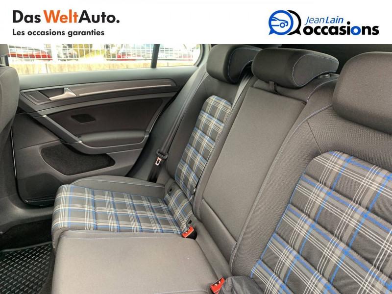 Volkswagen Golf VII Golf Hybride Rechargeable 1.4 TSI 204 DSG6 GTE 5p Blanc occasion à Sallanches - photo n°17