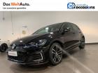 Volkswagen Golf VII Golf Hybride Rechargeable 1.4 TSI 204 DSG6 GTE 5p Noir à Meythet 74