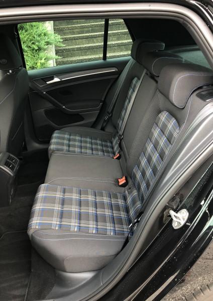 Volkswagen Golf VII Golf Hybride Rechargeable 1.4 TSI 204 DSG6 GTE 5p Noir occasion à Grésy-sur-Aix - photo n°7