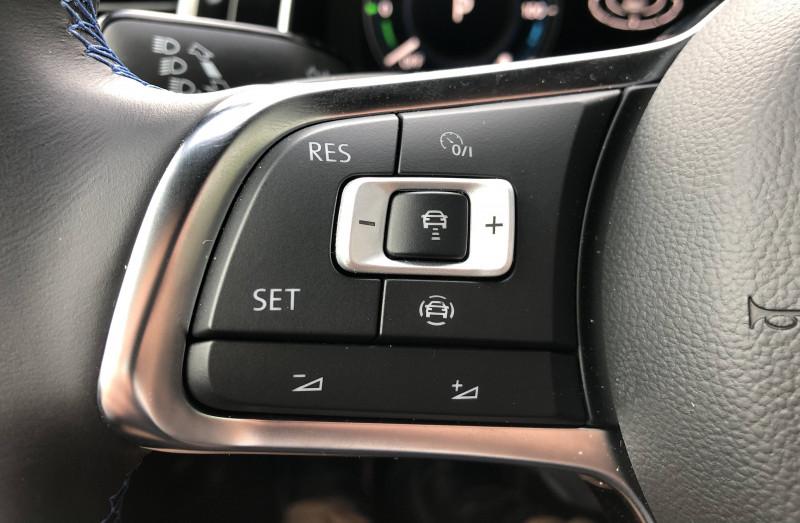 Volkswagen Golf VII Golf Hybride Rechargeable 1.4 TSI 204 DSG6 GTE 5p Noir occasion à Grésy-sur-Aix - photo n°16