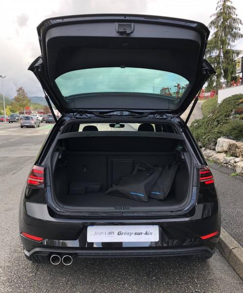 Volkswagen Golf VII Golf Hybride Rechargeable 1.4 TSI 204 DSG6 GTE 5p Noir occasion à Grésy-sur-Aix - photo n°6