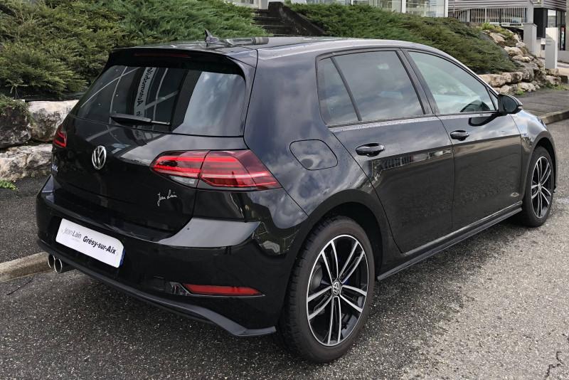 Volkswagen Golf VII Golf Hybride Rechargeable 1.4 TSI 204 DSG6 GTE 5p Noir occasion à Grésy-sur-Aix - photo n°17