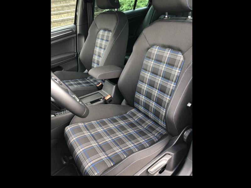 Volkswagen Golf VII Golf Hybride Rechargeable 1.4 TSI 204 DSG6 GTE 5p Noir occasion à Grésy-sur-Aix - photo n°8
