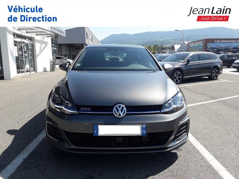Volkswagen Golf VII Golf Hybride Rechargeable 1.4 TSI 204 DSG6 GTE 5p Gris occasion à Ville-la-Grand - photo n°2