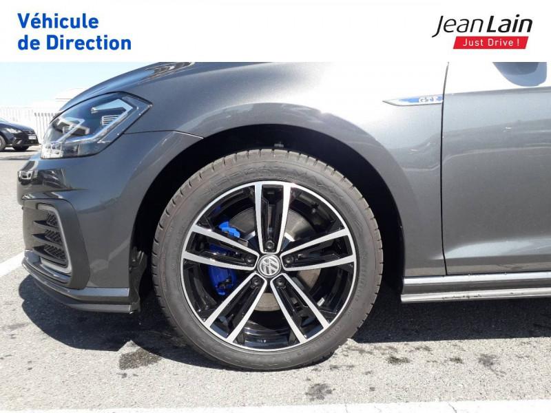 Volkswagen Golf VII Golf Hybride Rechargeable 1.4 TSI 204 DSG6 GTE 5p Gris occasion à Ville-la-Grand - photo n°9