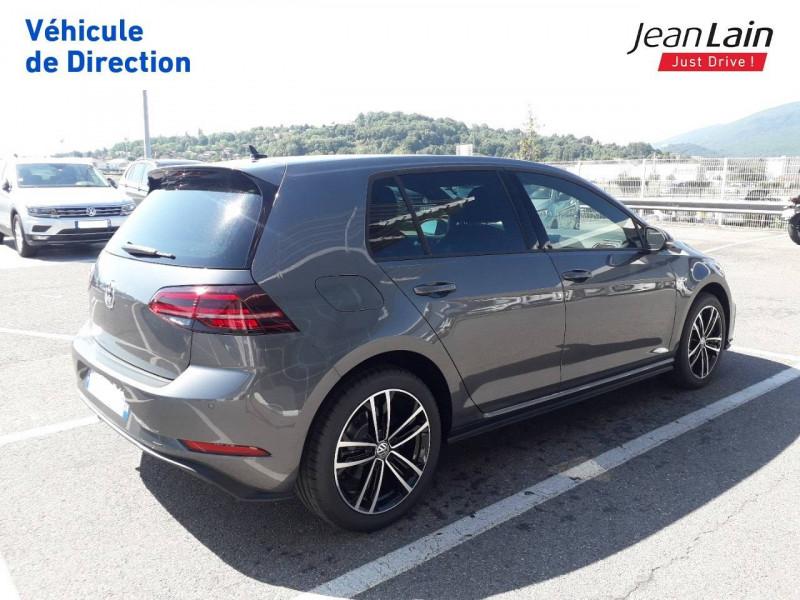Volkswagen Golf VII Golf Hybride Rechargeable 1.4 TSI 204 DSG6 GTE 5p Gris occasion à Ville-la-Grand - photo n°5
