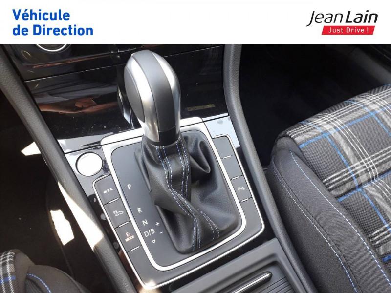 Volkswagen Golf VII Golf Hybride Rechargeable 1.4 TSI 204 DSG6 GTE 5p Gris occasion à Ville-la-Grand - photo n°13