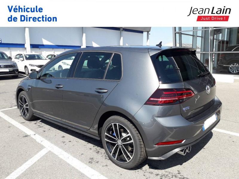 Volkswagen Golf VII Golf Hybride Rechargeable 1.4 TSI 204 DSG6 GTE 5p Gris occasion à Ville-la-Grand - photo n°7