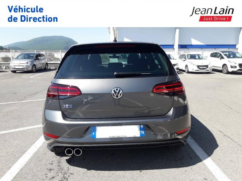 Volkswagen Golf VII Golf Hybride Rechargeable 1.4 TSI 204 DSG6 GTE 5p Gris occasion à Ville-la-Grand - photo n°6