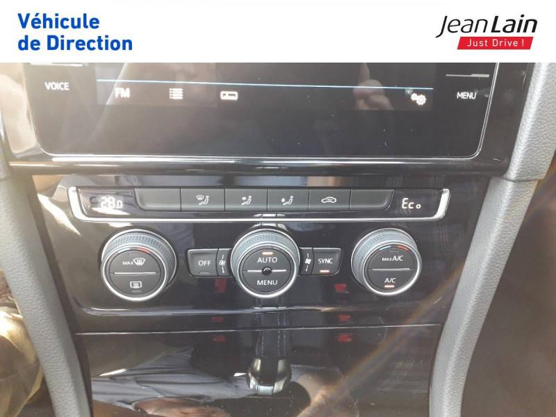 Volkswagen Golf VII Golf Hybride Rechargeable 1.4 TSI 204 DSG6 GTE 5p Gris occasion à Ville-la-Grand - photo n°14