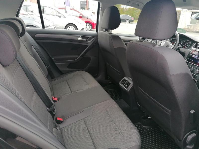 Volkswagen Golf 1.0 TSI 110ch BlueMotion Technology R-Line DSG7 Noir occasion à Saint-Maximin - photo n°11
