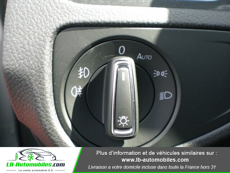 Volkswagen Golf 1.0 TSI 115 DSG Argent occasion à Beaupuy - photo n°4