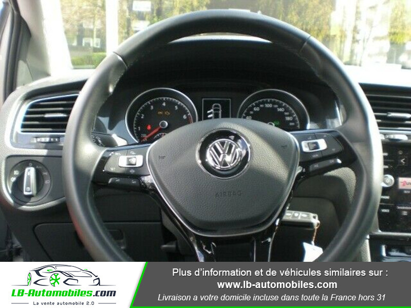 Volkswagen Golf 1.0 TSI 115 DSG Argent occasion à Beaupuy - photo n°5