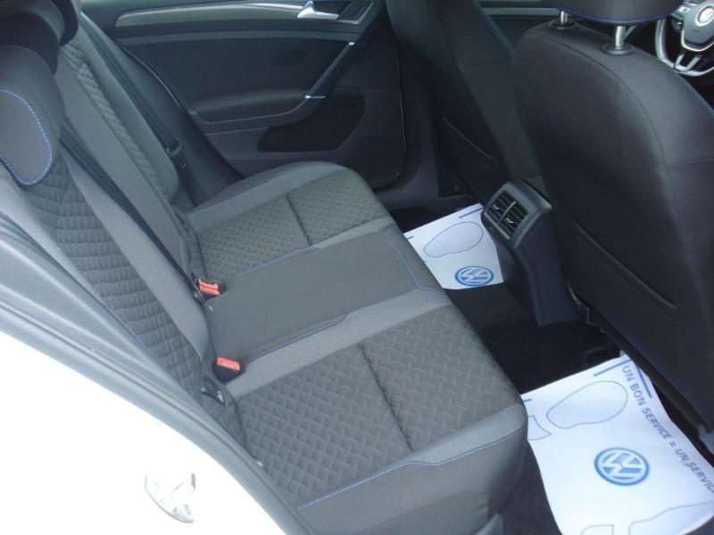 Volkswagen Golf 1.0 TSI 115ch Connect Euro6d-T 5p Blanc occasion à Aurillac - photo n°19