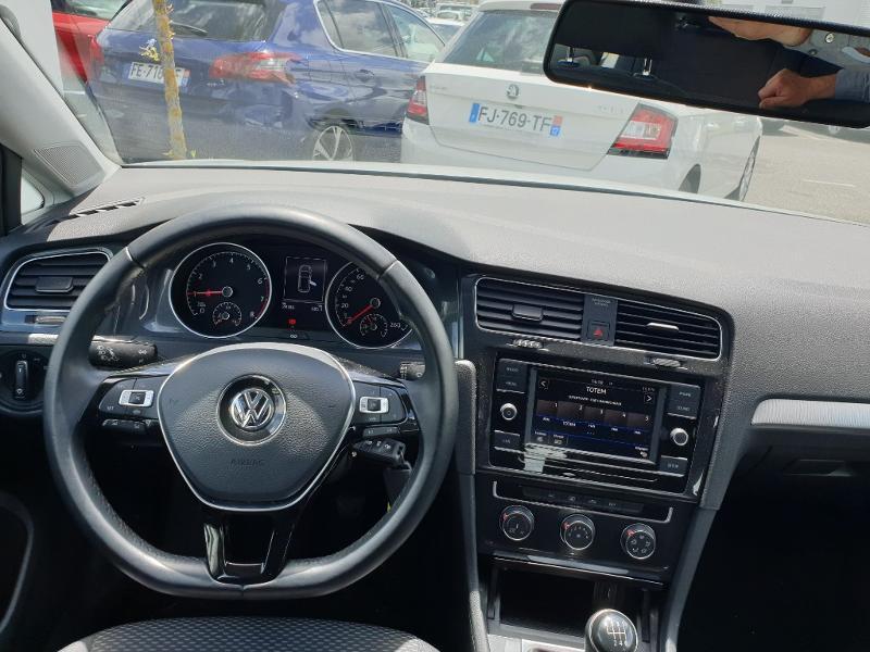 Volkswagen Golf 1.0 TSI 115ch Trendline Euro6d-T 5p Blanc occasion à Onet-le-Château - photo n°3