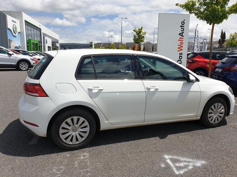 Volkswagen Golf 1.0 TSI 115ch Trendline Euro6d-T 5p Blanc occasion à Onet-le-Château - photo n°2