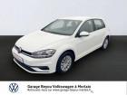Volkswagen Golf 1.0 TSI 115ch Trendline Euro6d-T 5p Blanc à Saint-Martin-des-Champs 29