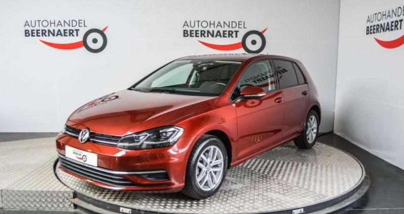 Volkswagen Golf 1.0 TSI Comfortline OPF (EU6.2) / 1eigenr / Pdc / Cruise Rouge occasion à Kortemark