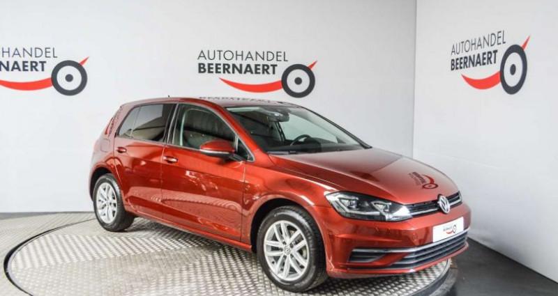 Volkswagen Golf 1.0 TSI Comfortline OPF (EU6.2) / 1eigenr / Pdc / Cruise Rouge occasion à Kortemark - photo n°4