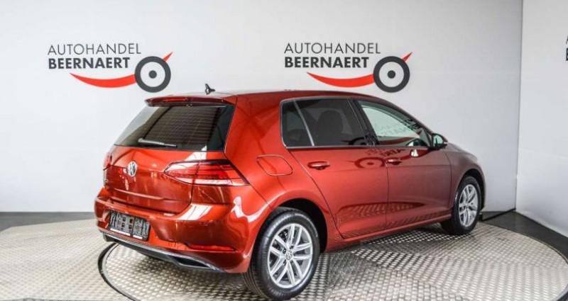 Volkswagen Golf 1.0 TSI Comfortline OPF (EU6.2) / 1eigenr / Pdc / Cruise Rouge occasion à Kortemark - photo n°5