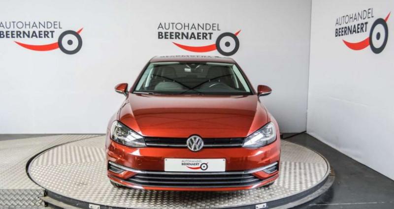 Volkswagen Golf 1.0 TSI Comfortline OPF (EU6.2) / 1eigenr / Pdc / Cruise Rouge occasion à Kortemark - photo n°3