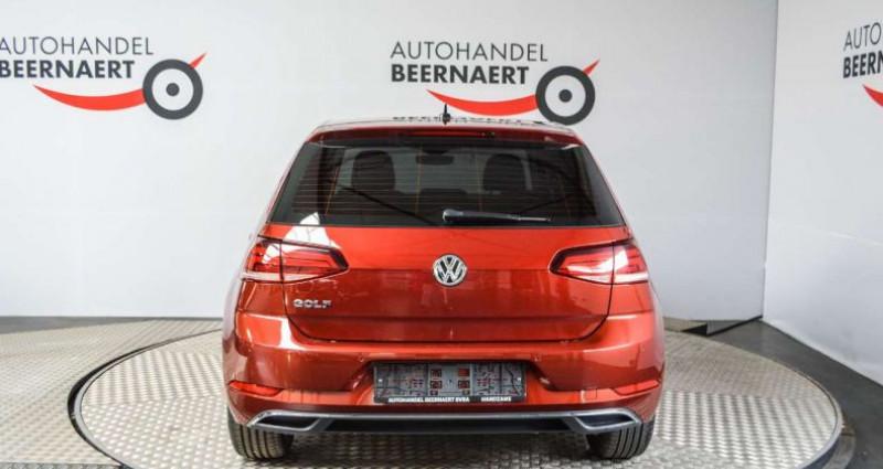 Volkswagen Golf 1.0 TSI Comfortline OPF (EU6.2) / 1eigenr / Pdc / Cruise Rouge occasion à Kortemark - photo n°6