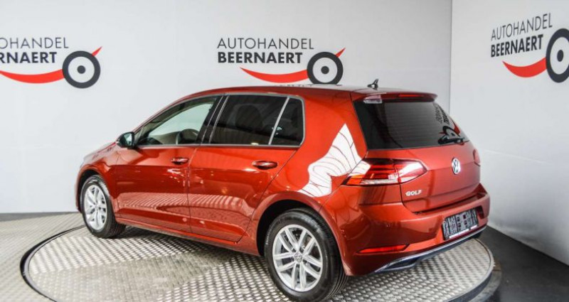 Volkswagen Golf 1.0 TSI Comfortline OPF (EU6.2) / 1eigenr / Pdc / Cruise Rouge occasion à Kortemark - photo n°7