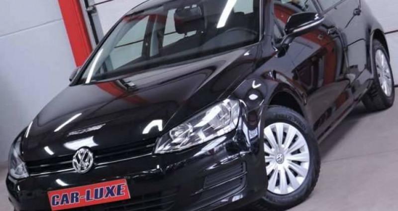 Volkswagen Golf 1.2 TSI 1O5CV TRENDLINE 5 PORTES CLIMATRONIC ACC Noir occasion à Sombreffe