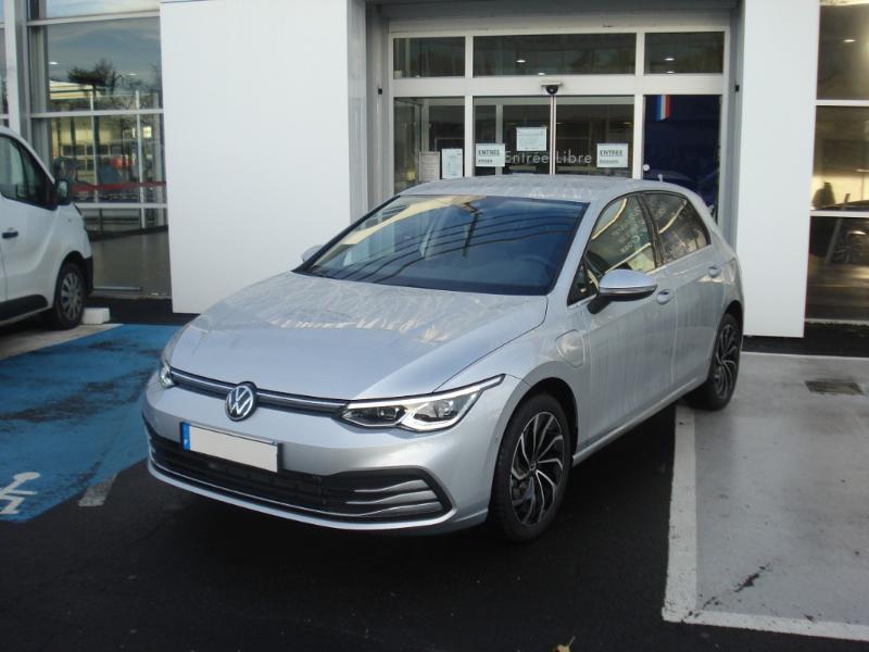 Volkswagen Golf 1.4 eHybrid OPF 204ch Style 1st DSG6 Argent occasion à Aurillac