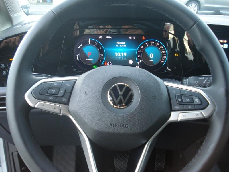 Volkswagen Golf 1.4 eHybrid OPF 204ch Style 1st DSG6 Argent occasion à Aurillac - photo n°4