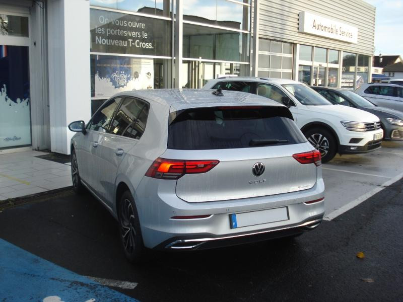 Volkswagen Golf 1.4 eHybrid OPF 204ch Style 1st DSG6 Argent occasion à Aurillac - photo n°18