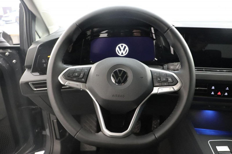 Volkswagen Golf 1.4 Hybrid Rechargeable OPF 204 DSG6 Style 1st Gris occasion à Saint-Priest - photo n°10
