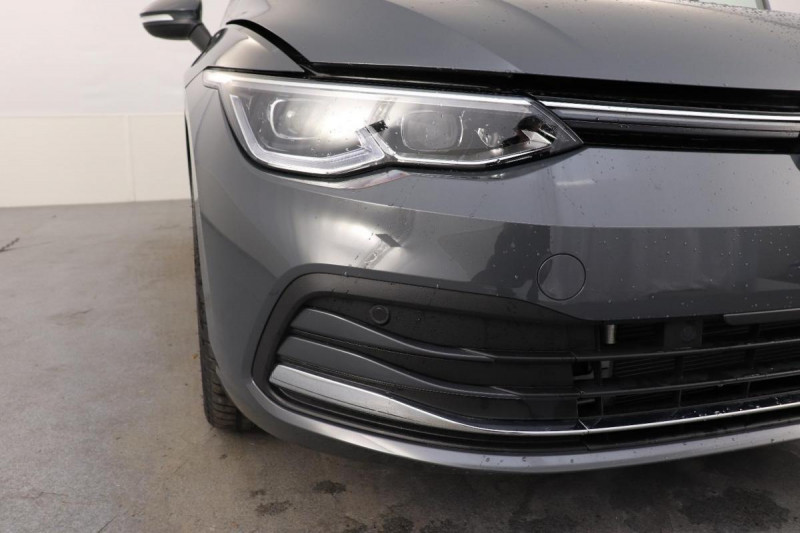 Volkswagen Golf 1.4 Hybrid Rechargeable OPF 204 DSG6 Style 1st Gris occasion à Saint-Priest - photo n°8