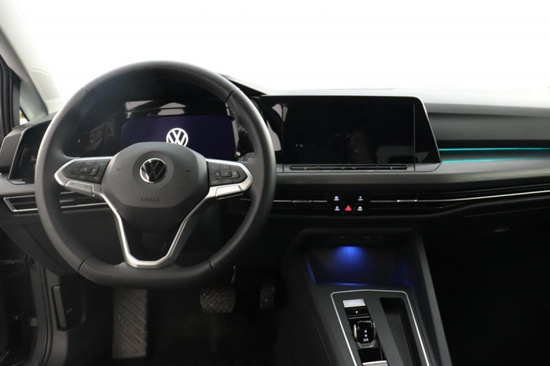 Volkswagen Golf 1.4 Hybrid Rechargeable OPF 204 DSG6 Style 1st Gris occasion à Saint-Priest - photo n°4