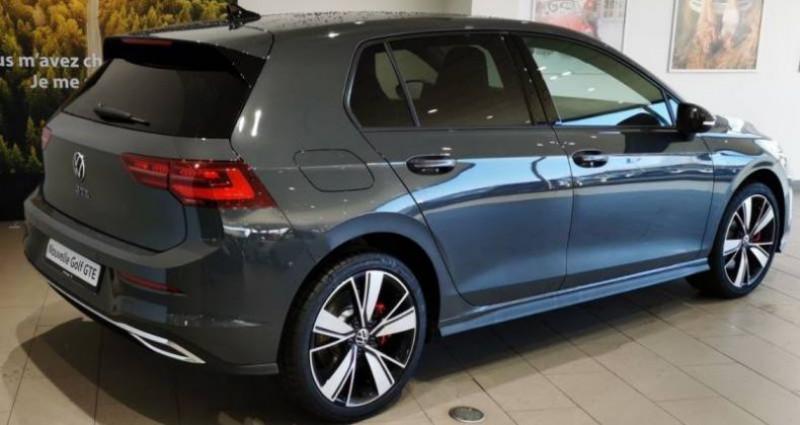 Volkswagen Golf 1.4 Hybrid Rechargeable OPF 245 DSG6 GTE Gris occasion à LADOIX-SERRIGNY - photo n°3