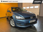 Volkswagen Golf 1.4 TSI 122ch BlueMotion Technology Trendline 5p Bleu à Saint-Maximin 60