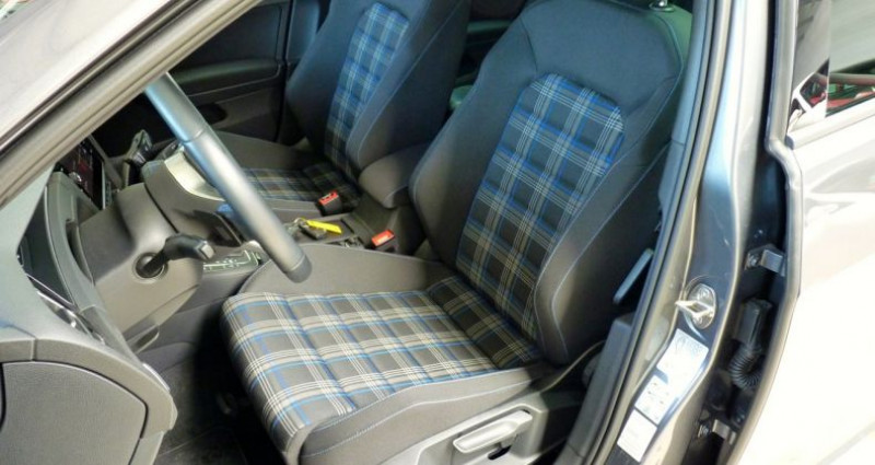 Volkswagen Golf 1.4 TSI 150 GTE Hybride Rechargeable DSG6 Gris occasion à SAINT MAXIMUM - photo n°7