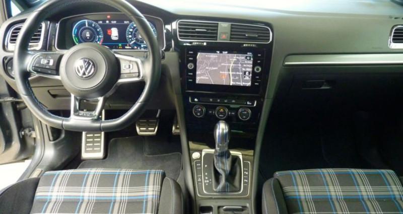 Volkswagen Golf 1.4 TSI 150 GTE Hybride Rechargeable DSG6 Gris occasion à SAINT MAXIMUM - photo n°6