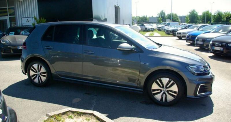 Volkswagen Golf 1.4 TSI 150 GTE Hybride Rechargeable DSG6 Gris occasion à SAINT MAXIMUM - photo n°5