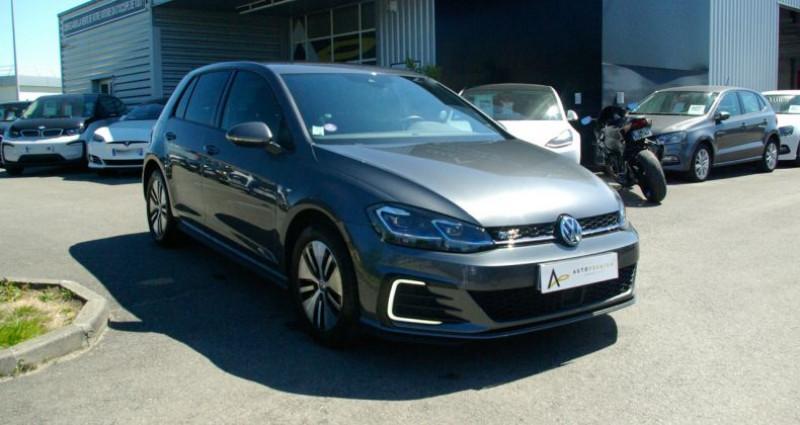 Volkswagen Golf 1.4 TSI 150 GTE Hybride Rechargeable DSG6 Gris occasion à SAINT MAXIMUM