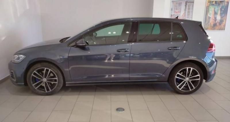 Volkswagen Golf 1.4 TSI 150 Hybride Rechargeable DSG6 GTE Bleu occasion à LADOIX-SERRIGNY - photo n°4