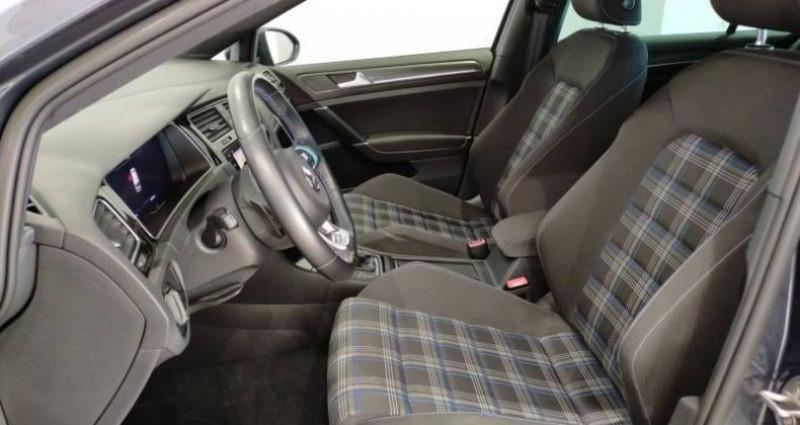 Volkswagen Golf 1.4 TSI 150 Hybride Rechargeable DSG6 GTE Bleu occasion à LADOIX-SERRIGNY - photo n°7