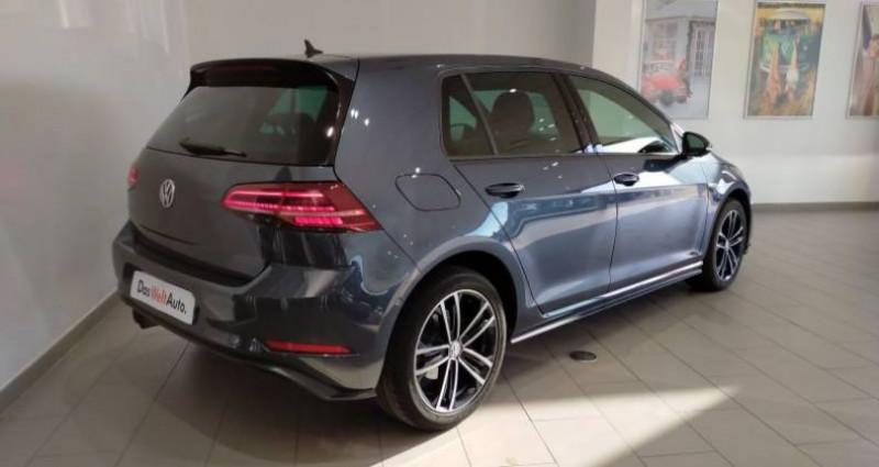 Volkswagen Golf 1.4 TSI 150 Hybride Rechargeable DSG6 GTE Bleu occasion à LADOIX-SERRIGNY - photo n°3