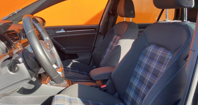 Volkswagen Golf 1.4 TSI 204 Hybride Rechargeable DSG6 GTE Gris occasion à Bourgogne - photo n°5